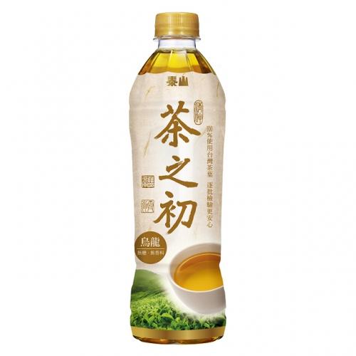 泰山 茶之初烏龍茶