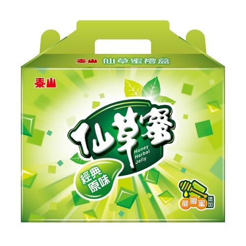 泰山 仙草蜜 禮盒款