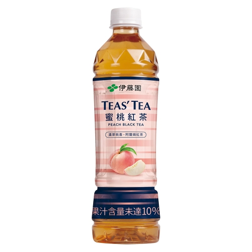 伊藤園 Tea's Tea蜜桃紅茶