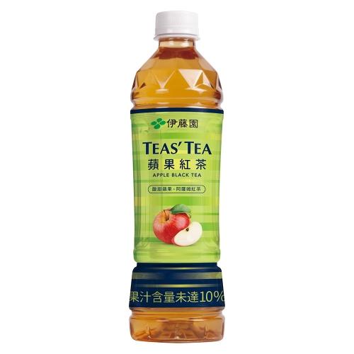 伊藤園Tea's Tea 蘋果紅茶