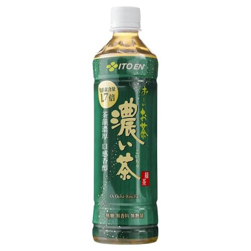 伊藤園濃味綠茶
