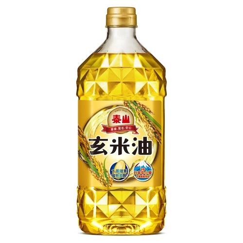泰山 玄米油 1.5L