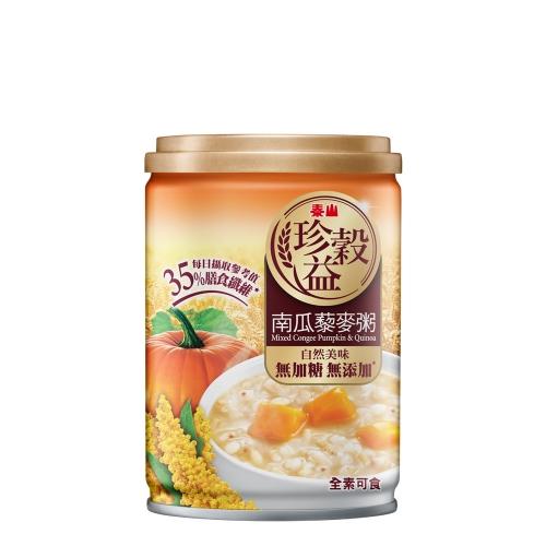 泰山 珍穀益南瓜藜麥粥