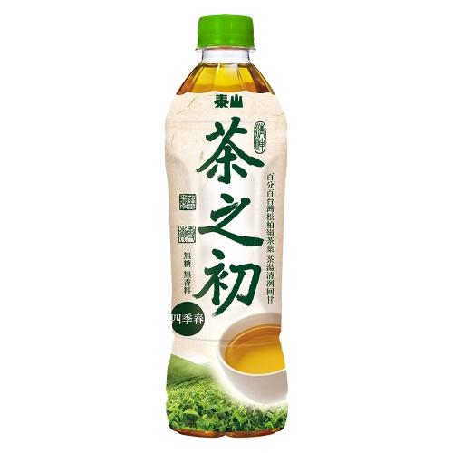 泰山 茶之初四季春