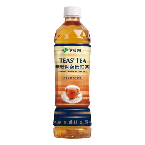 伊藤園 Tea's Tea 無糖阿薩姆紅茶