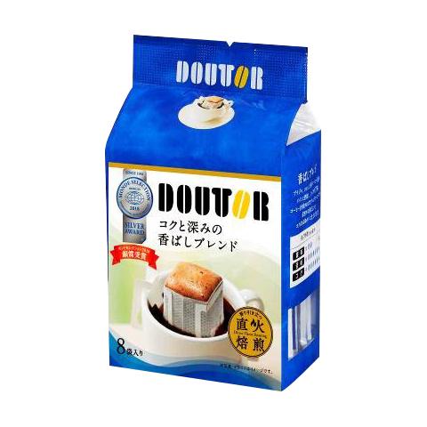 羅多倫濾掛式咖啡-濃郁 (8包/袋)