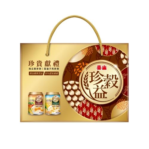 泰山 珍穀益禮盒 (南瓜+雪蓮子) 6組