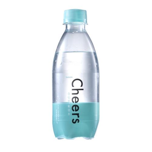 泰山 Cheers mini 氣泡水 300ml