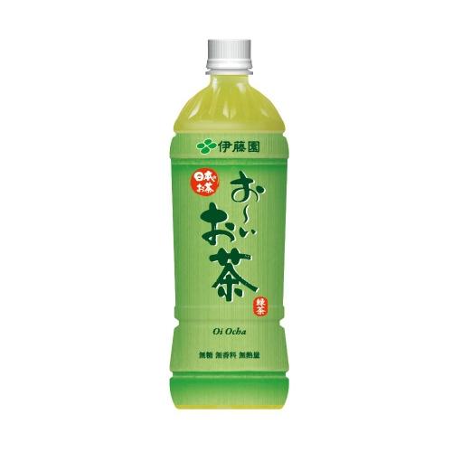 伊藤園 淡味綠茶 900ml (12入)
